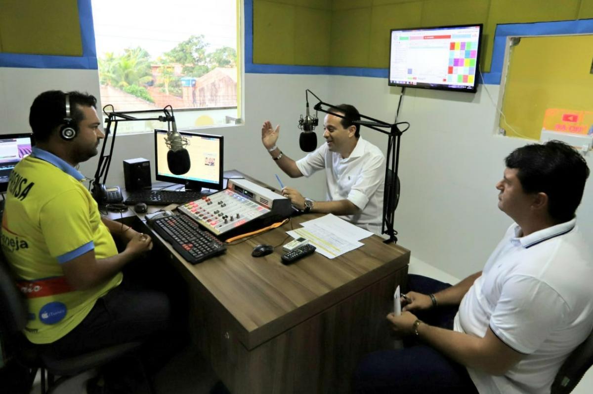 RÁDIO SERTANEJA FM – FEIRA NOVA