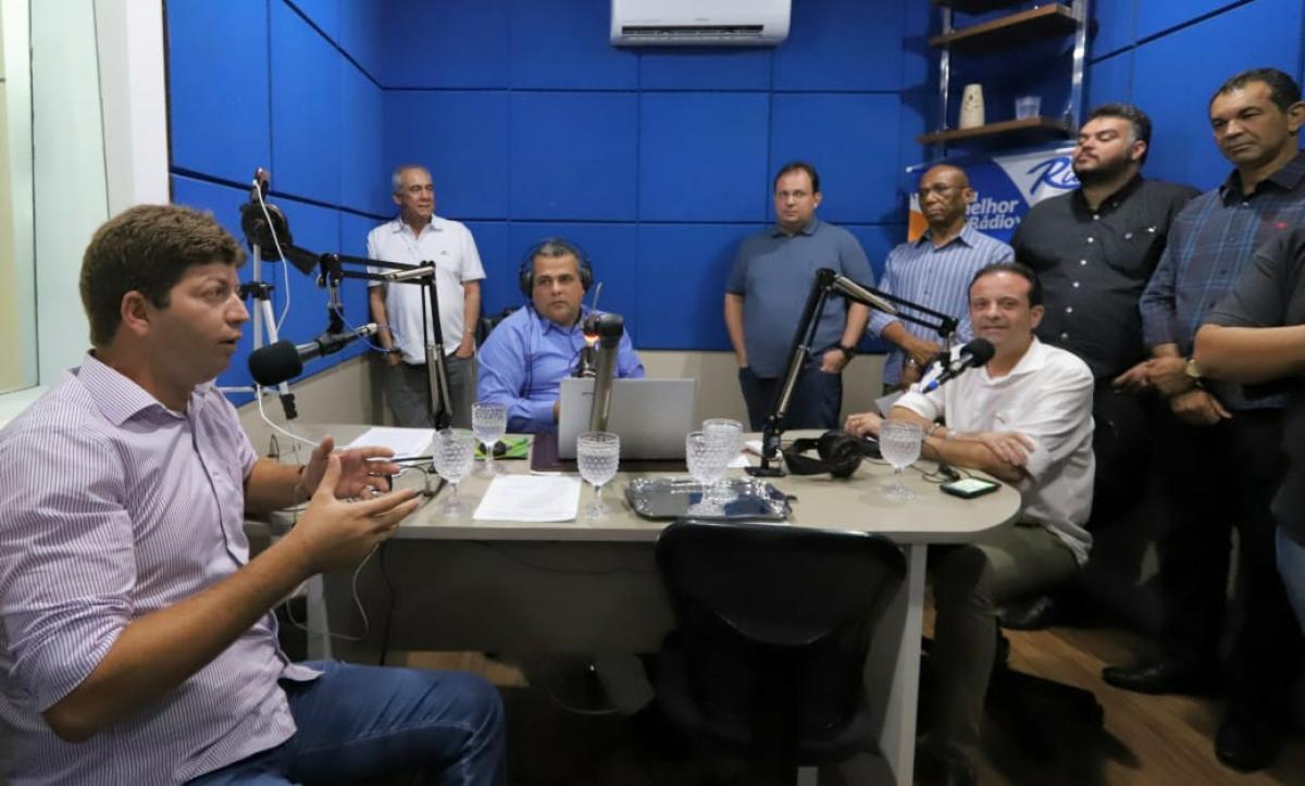 RÁDIO RIO FM – PORTO DA FOLHA