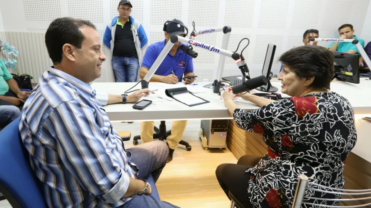 CAPITAL 101,7 FM - ITABAIANA