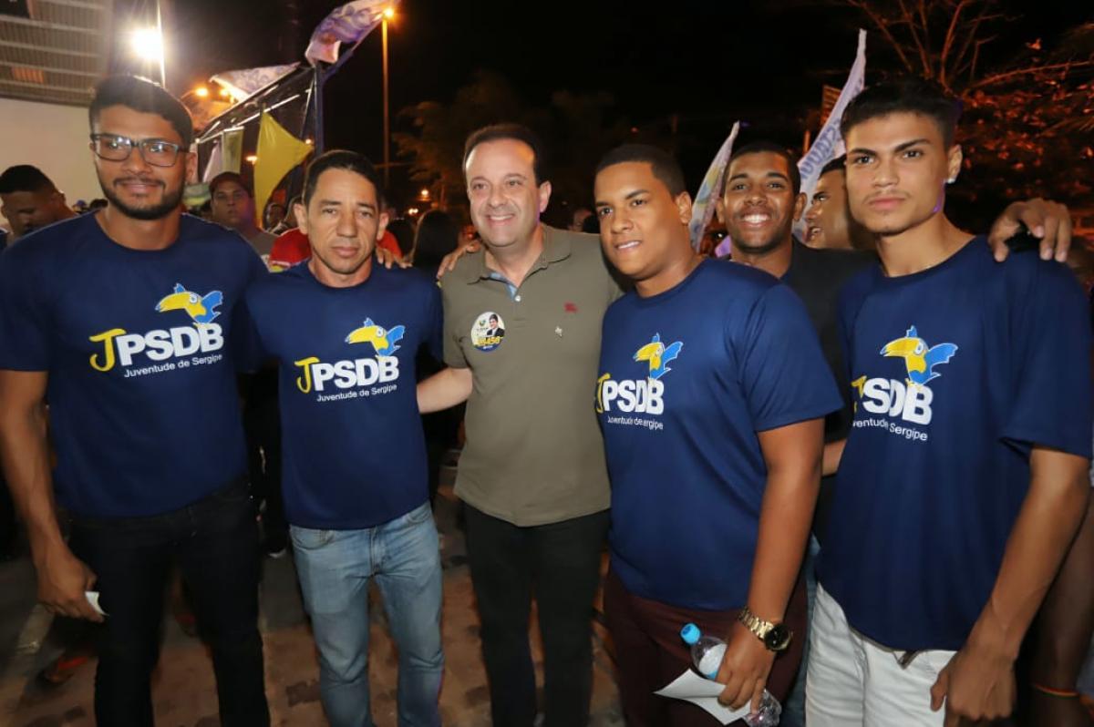 LANÇAMENTO DA CANDIDATURA A DEPUTADO ESTADUAL DOUTOR SAMUEL – NOSSA SENHORA DO SOCORRO