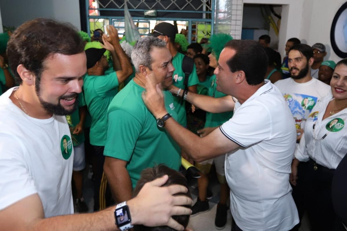 REUNIÃO COM AMIGOS DO VEREADOR THIAGUINHO BATALHA – ARACAJU