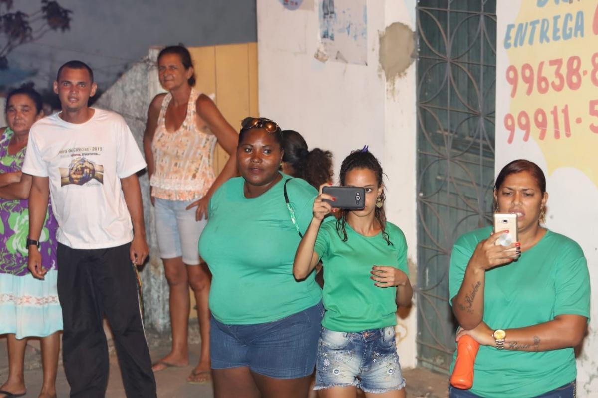 CARREATA EM NOSSA SENHORA DO SOCORRO – NOSSA SENHORA DO SOCORRO