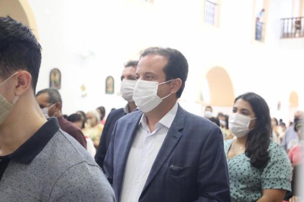ANDRÉ MOURA PARTICIPA DAS CELEBRAÇÕES A NOSSA SENHORA DE GUADALUPE EM ESTÂNCIA